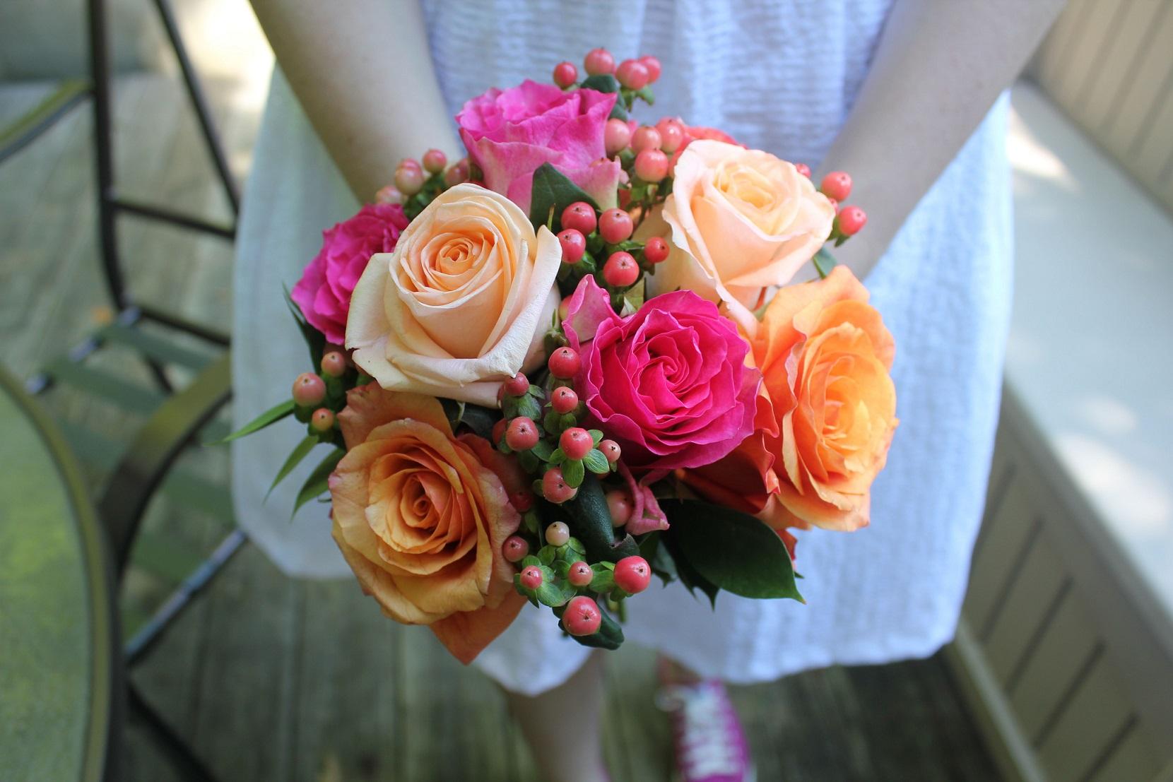 お花を長く楽しむためのコツ ~お花*あれこれ事典~