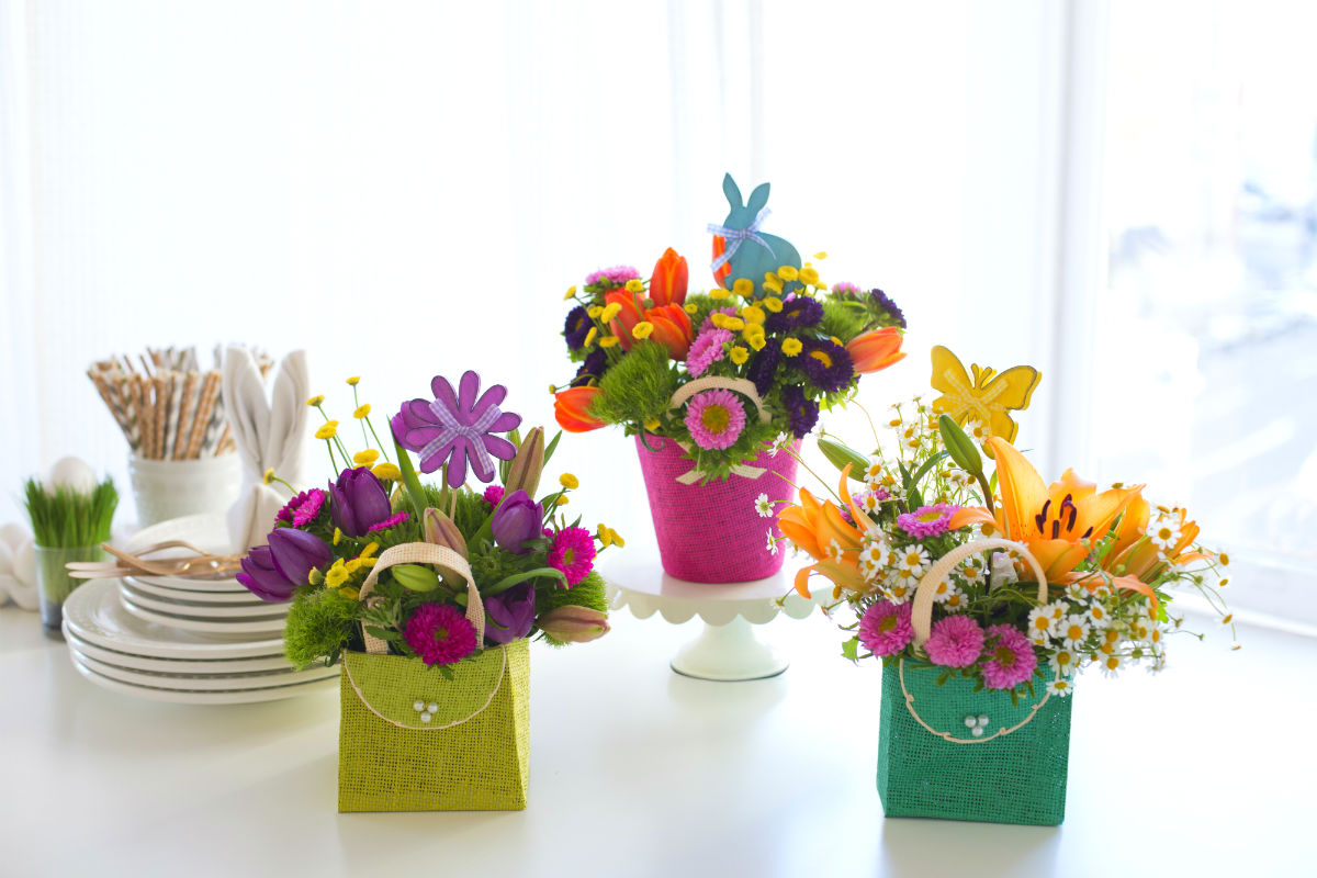身近なものでお花を楽しむ ~お花*あれこれ事典~