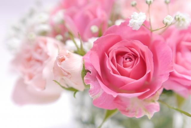 母の日に贈りたいお花 ~お洒落なバラ~