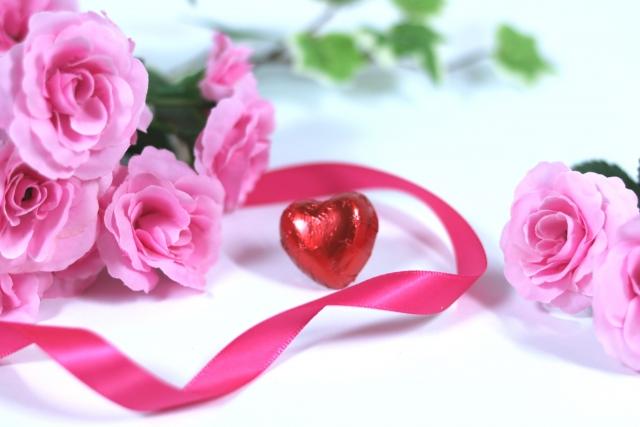 特別な日の花贈り ~バレンタイン~