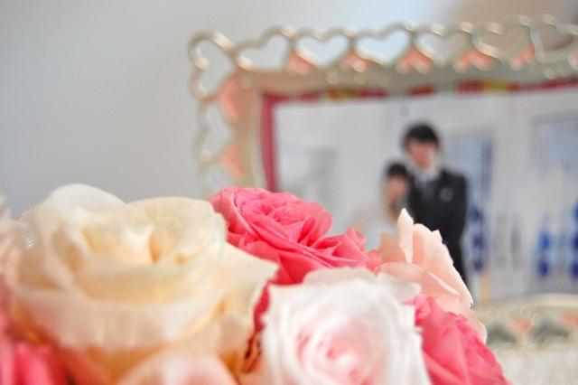 ~お花を贈る時~ 【結婚記念日】にお花を贈る