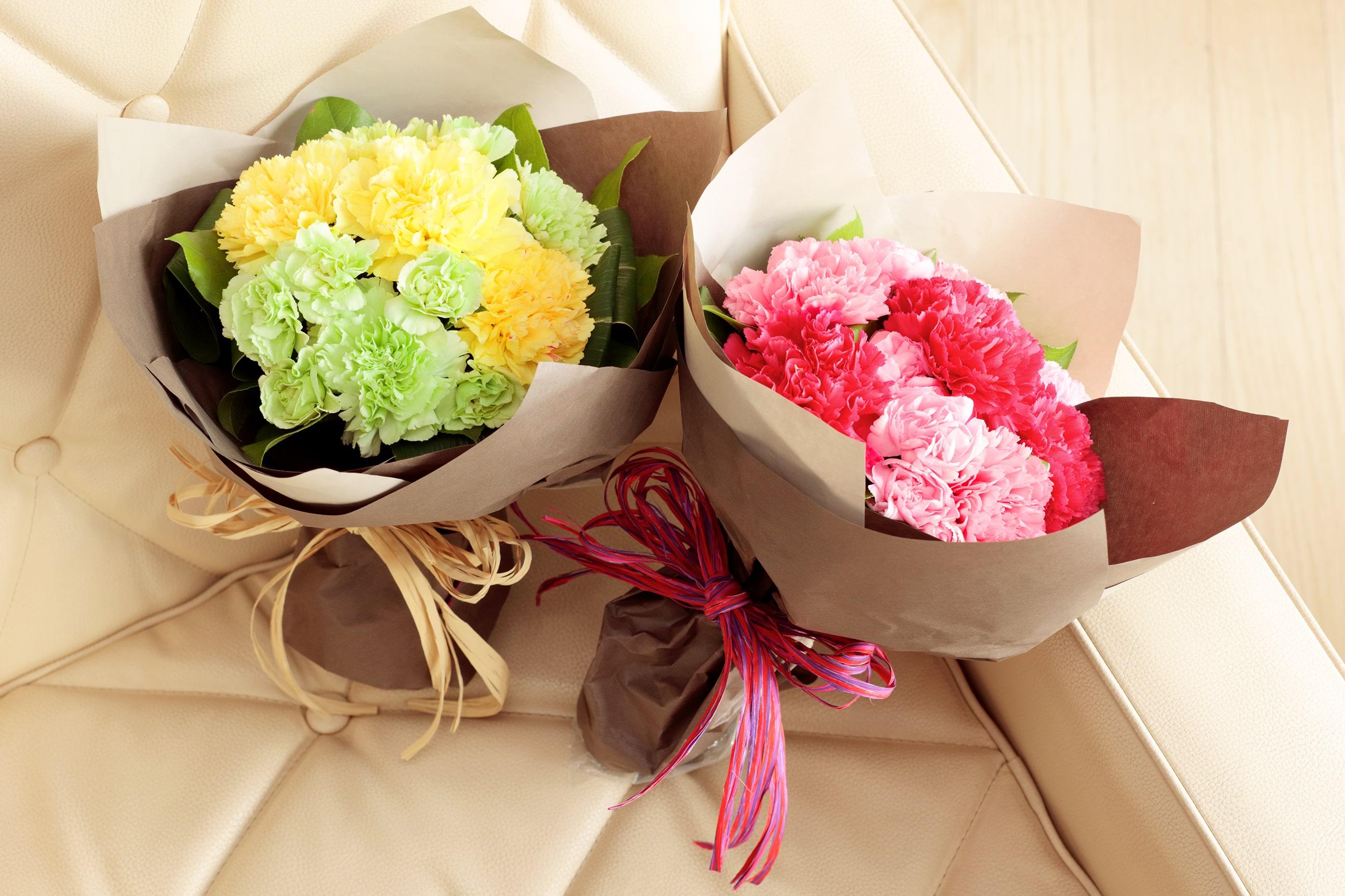 形で選ぶフラワーギフト ~花束・ブーケ~