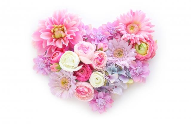 日本・西洋の【花言葉】を込めた花贈り