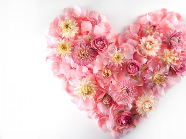 バレンタインデー~「愛」の花言葉を持つお花~