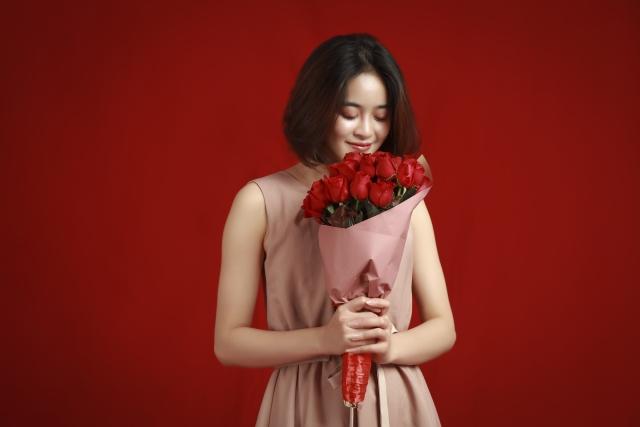 バレンタインの花といえば?~おすすめのお花の種類2021~
