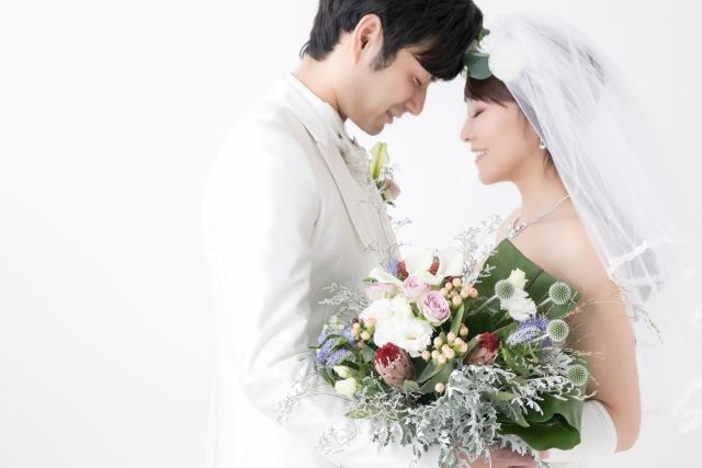 ジューンブライド~結婚記念日に喜ばれる花~