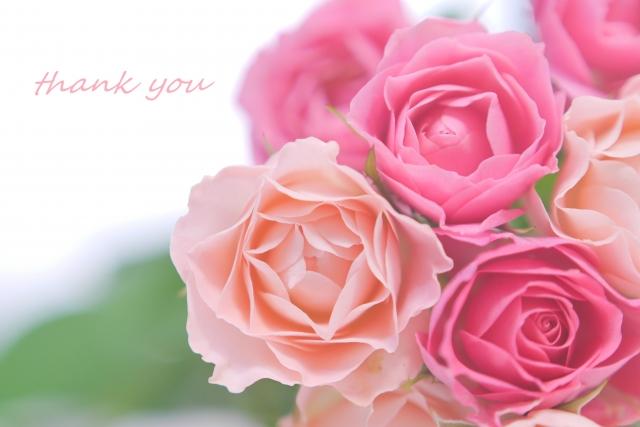 花言葉で感謝を伝えるお花~プレゼントにおすすめ~