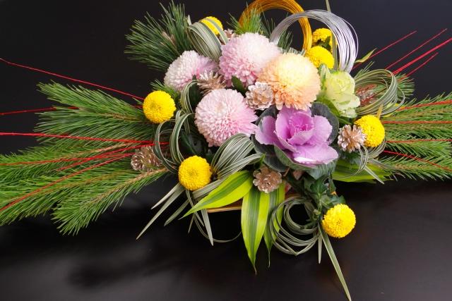 お正月の花~縁起の良い花と新年を迎えよう~