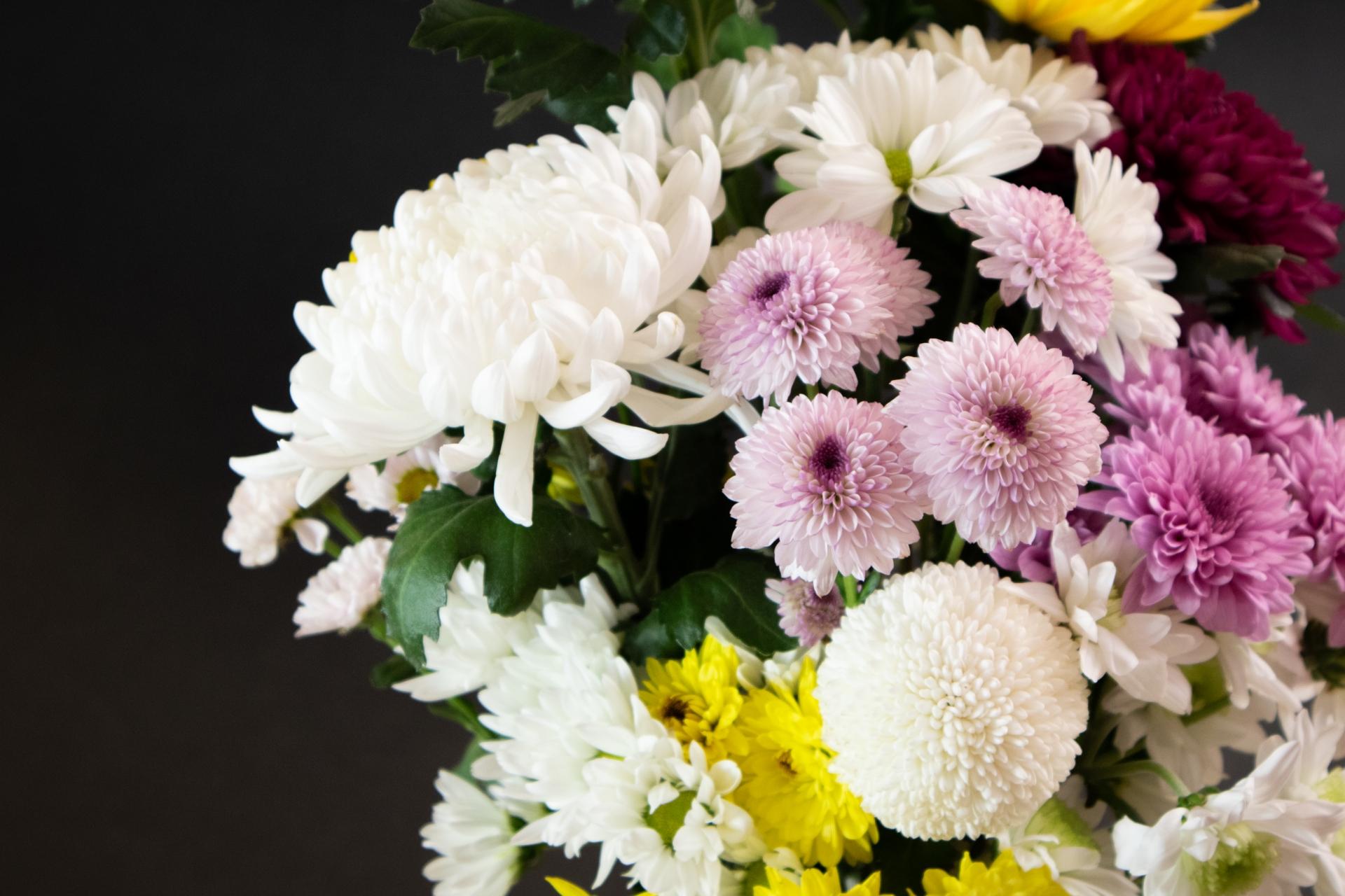 お供えの花の種類~お盆に供えたい花~