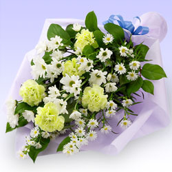 誕生日フラワーギフトフラワーギフト・お供えの花束