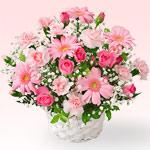 グルメカタログ・エコサターン3000円コースと赤バラの花束