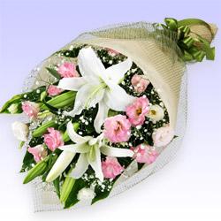 お供えの花束