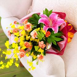 3位◆秋の花束