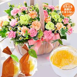 ★第5位★ハッピーと【果子乃季】夏みかんジュレ